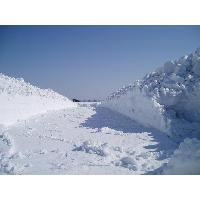 まさに豪雪地帯!