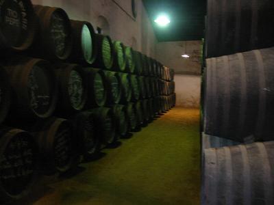 このように樽は積まれます。